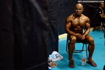 11th Asian Master Bodybuilding Championships in Pattaya, Thailand.