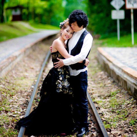 Kanchanaburi Pre-Wedding - 8 June 2012
