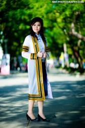 No's Commencement Day at Chulalongkorn University in Bangkok, Thailand