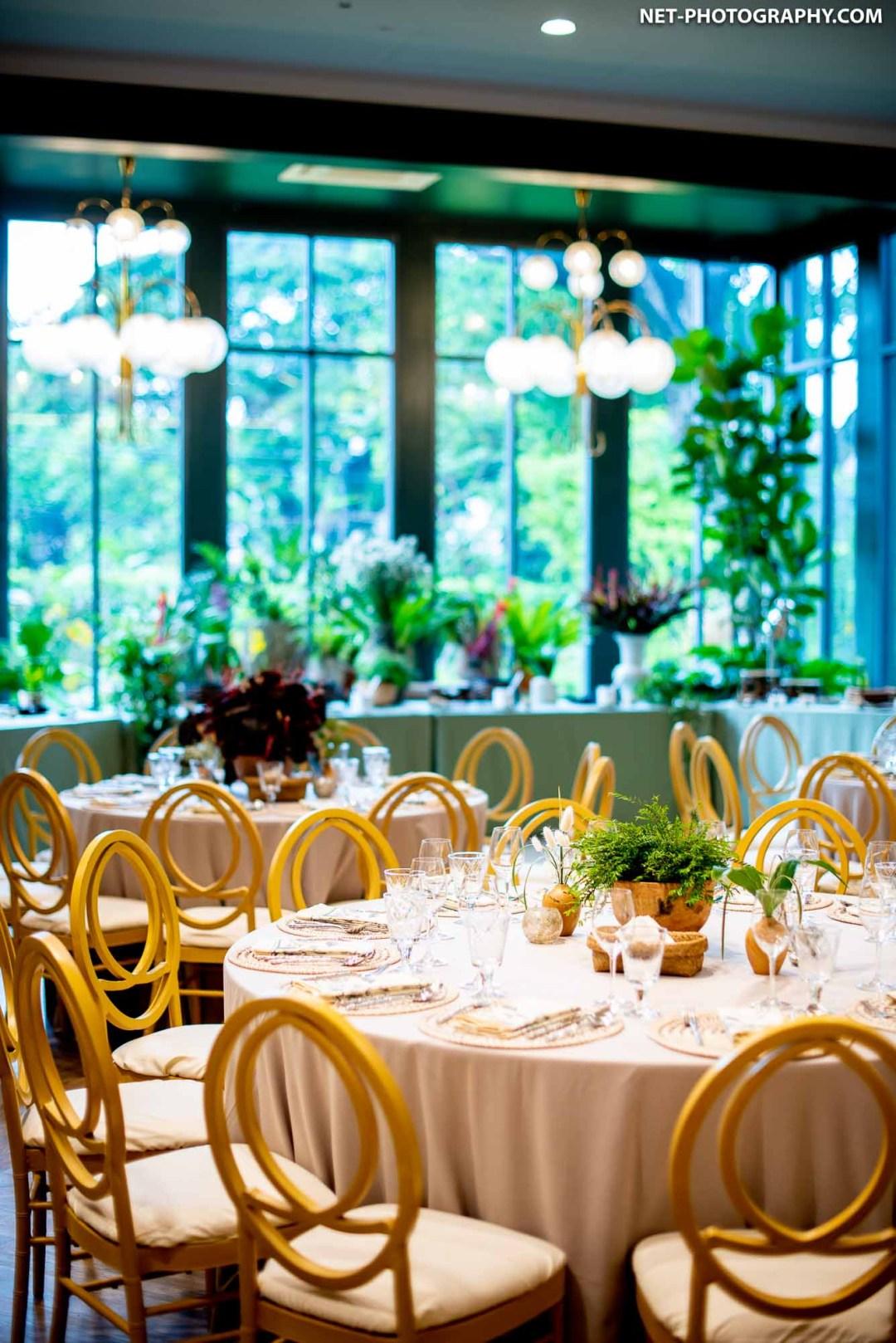 The Botanical House Bangkok Wedding Photography