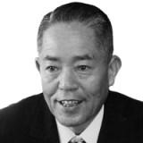 YKK創業者 吉田忠雄氏