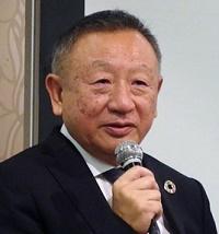 岩田彰一氏