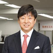 河野貴輝氏・ティーケーピー社長