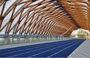トレーニング施設「新豊洲Brillia(ブリリア)ランニングスタジアム」