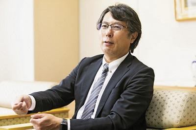 中日新聞社代表取締役