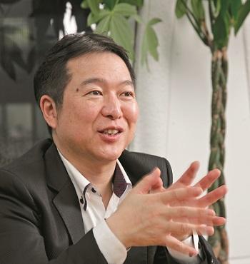 小池祥悟・ICS-net代表取締役