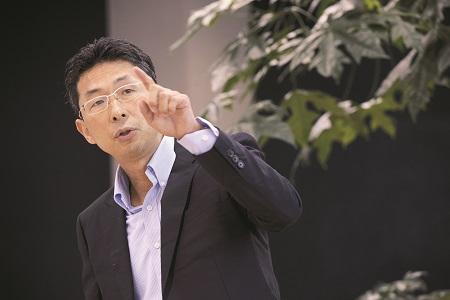 今岡 仁・NECフェロー