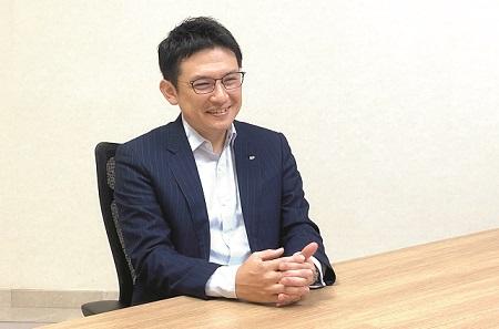 冨澤昌宏・メガネトップ社長