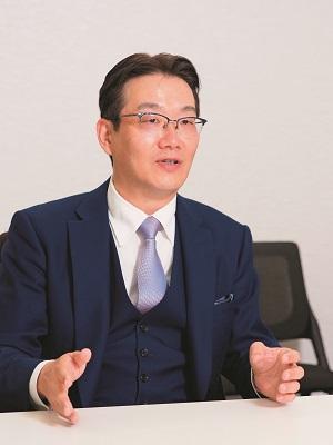 尾崎文紀・SBIリクイディティ・マーケット社長