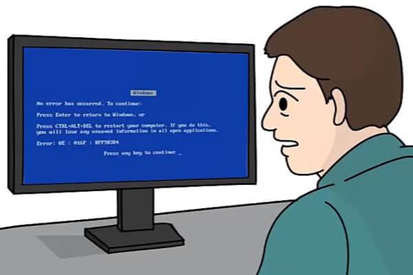 Win 10藍屏當機如何解決? - 銳力電子實驗室