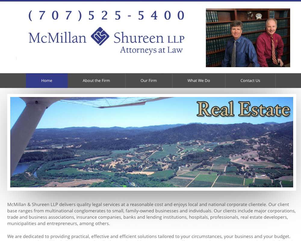 McMillan & Shureen