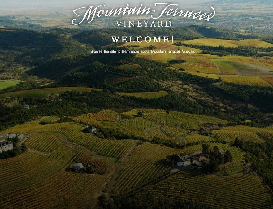 Mountain Terraces Vineyard