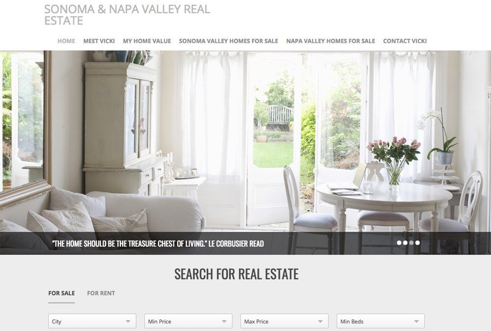 Vicki Romaguera – Sonoma County Real Estate Agent