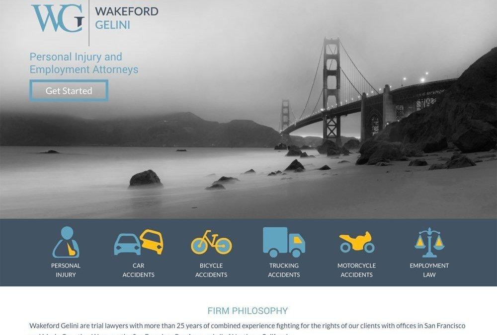 Wakeford Gelini Personal Injury & Employment Attorneys