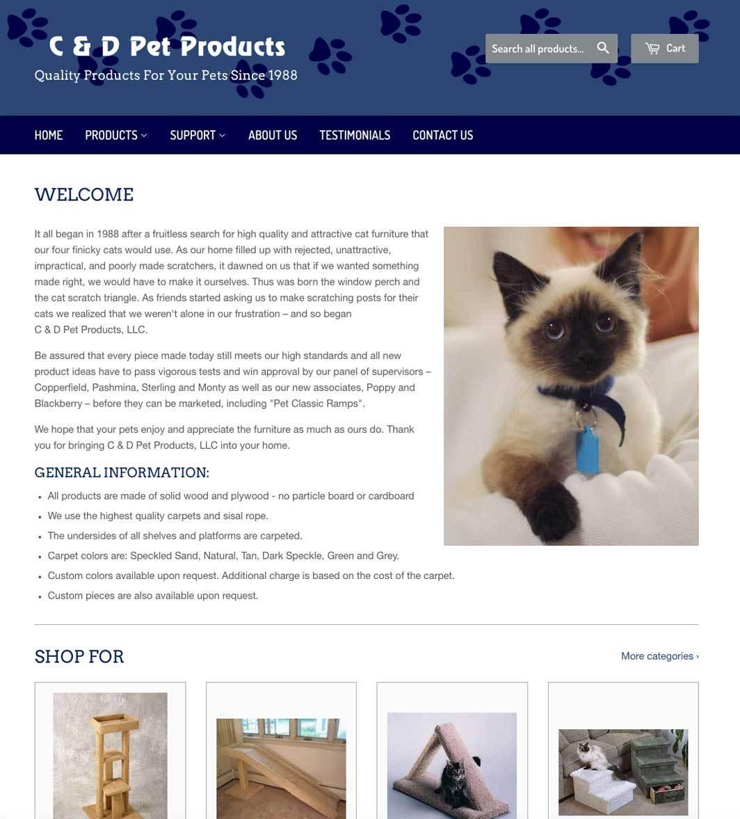 C & D Pet Products