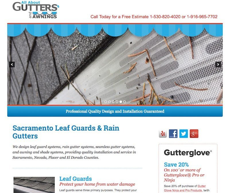 All About Gutters And Awnings