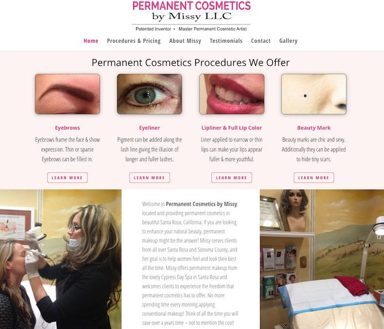 Permanent Cosmetics by Missy