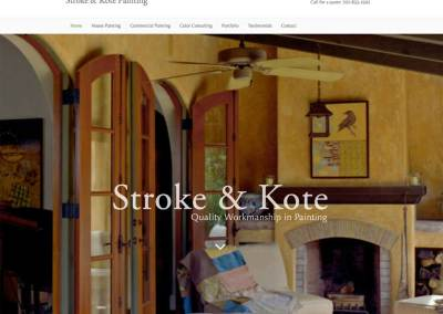 Stroke & Kote Painting