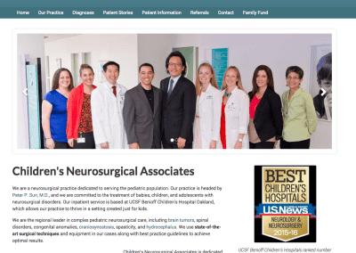 Children's Neurosurgical Associates
