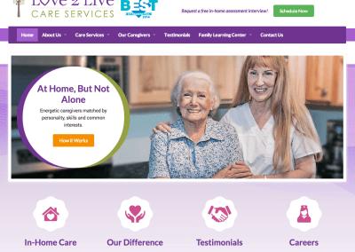Love 2 Live Care Services