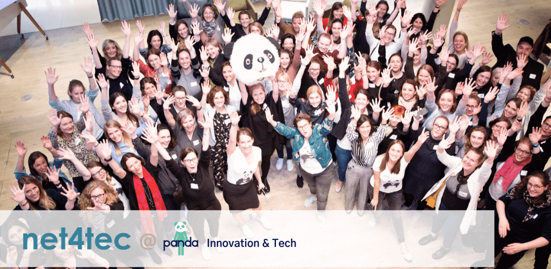 PANDA Innovation & Tech presented by Accenture on 12.09.2020 in Kronberg