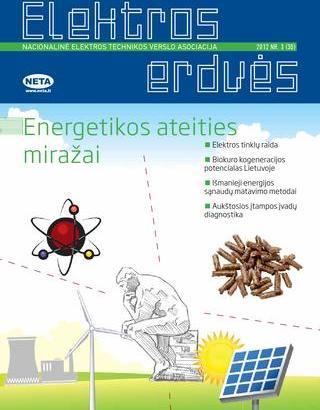 Žurnalas Elektros Erdvės Nr. 30 2012