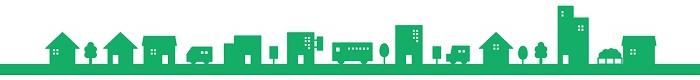 街並み(緑)