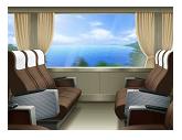 快適な通勤電車