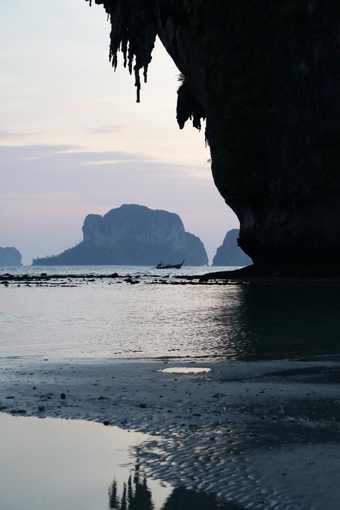 Railay Beach, Krabi Town, Thailand