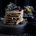 Whole Grain Spelt Flour Pancakes