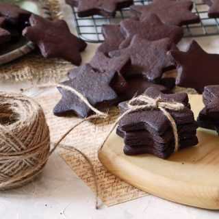 Amazing Chocolate Sugar Cookies