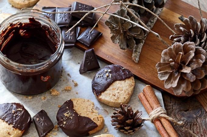 Pecan Slice & Bake Cookies