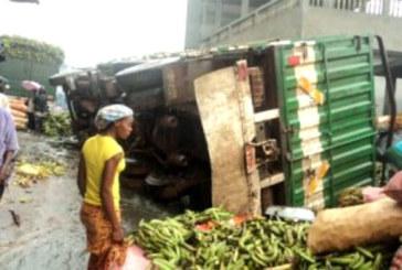 9 personnes tuées et 14 blessées dans un accident à Kizambo à quelques kilomètres de Gourcy