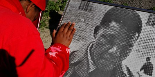 Nelson Mandela, premier président noir sud-africain, aurait fêté ses 95 ans le 18 juillet 2013.