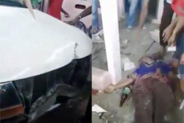 Yopougon: Adèle tuée dans son maquis par le véhicule de son client !!!