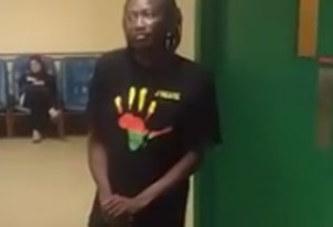 Côte d'Ivoire: Après son accident Ismaël Isaac va mieux, il marche à nouveau