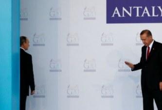 Vladimir Poutine utilisera-t-il l'arme de l'énergie contre la Turquie?