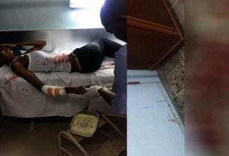 Côte d'Ivoire: Un drogué pète les plombs, et poignarde une gérante de Cyber