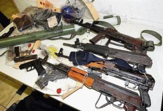 Un convoyeur de TCV arrêté en côte d'Ivoire avec deux fusils à pompe et des munitions
