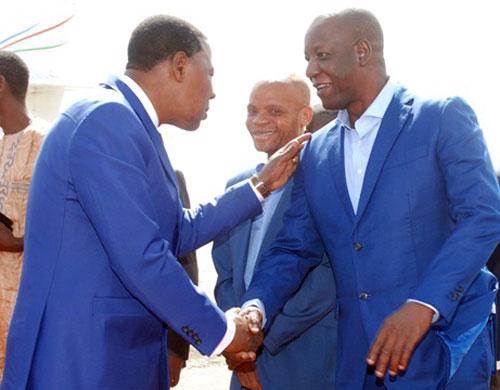 La mise en œuvre de la politique de réhabilitation des infrastructures routières du Président Thomas Yayi Boni bénéficie en grande partie de l'expertise de EBOMAF-Bénin à travers un fructueux partenariat public-privé