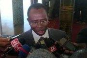 MINISTRE SAWADOGO : « JE NE PENSE PAS QUE J'ÉTAIS PERSONNELLEMENT VISÉ »