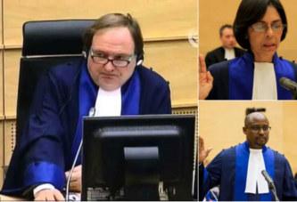 Qui sont les juges en charge du procès Gbagbo, Blé Goudé devant la CPI?
