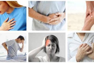 7 douleurs que vous ne devriez jamais ignorer