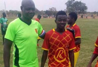 Mohamed Kaboré «Koassa»:»Je suis fier de jouer la D2 de mon pays»
