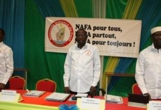 Municipales 2016: La NAFA félicite ses militants et réafirme son soutien à Djibill Bassolé