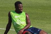 PSG: l'Ivoirien Aurier puni en équipe réserve jusqu'au 20 mars