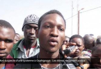 Mort suspecte d'une lycéenne à Ouahigouya : Les élèves réclament justice
