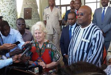 Quid de la libération du Dr Elliott ? : « Quelque chose sera fait dans les prochains jours » selon Roch Kaboré