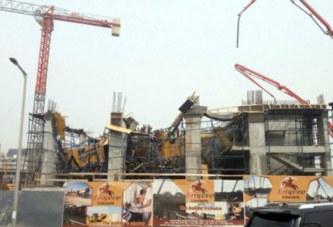 Ghana: Un étage en construction effondré, 5 morts