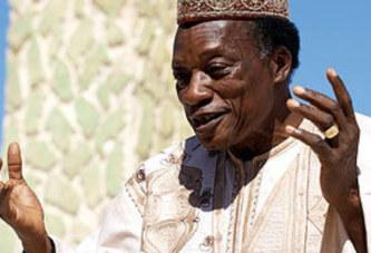 Burkina: Me Titinga Pacéré fait chevalier de la légion d'honneur française